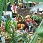 植物園で 4